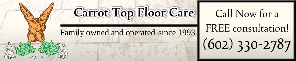 Phoenix Stone Floor Restoration Carrot Top Floor Care