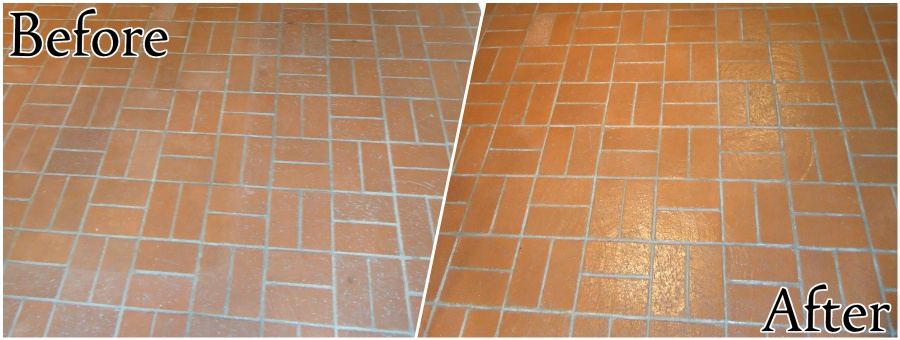 Brick Restoration - Cleaning and Sealing